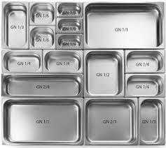 Gastronorm Pan Size Chart Pdf Gn Pan Size Chart Buurtsite Net