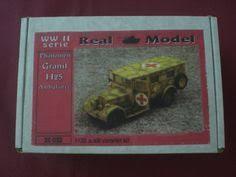 YC079 ESCI 1/35 maquette voiture 5032 M998 Ambulance ...