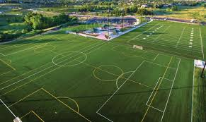 Sports Construction with Artificial Turf for Soccer American