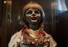 this diy annabelle doll costume from the conjuring will haunt your ideas wonderhowto