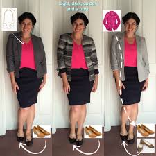 office wardrobe ideas. Office Wardrobe Elements Bright Pink Top And Blazer.png Ideas E