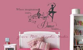 wall decals for girls bedrooms com decals wall decal girls room amazing for bedroom design