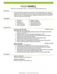 Exceptional Resume Examples Social Care Cv Magdalene Project Org