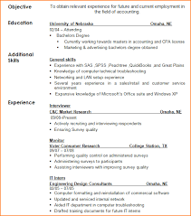 6 How To Fill Out A Resume