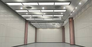 corrugated metal ceiling what