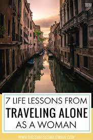 Travel Alone Quotes Gorgeous 48 Lessons I Learned From Traveling Alone The Confused Millennial