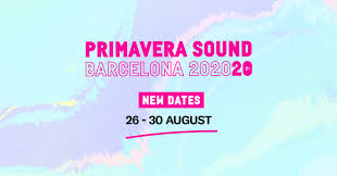 This is the second time the event was moved back. Primavera Sound Postponed To August