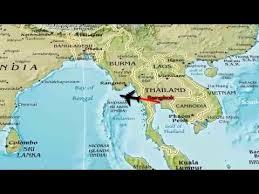 Animated Travel Map Thailand Animated Travel Map