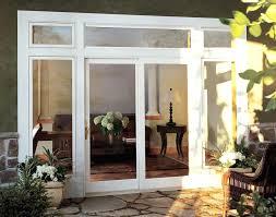 inspiring patio door with side windows decorating with sliding patio door sidelites patio glass door with sidelights