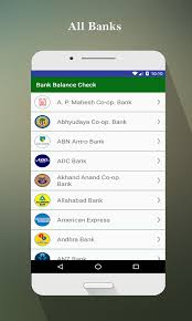 Checkbook Ledger App Bank Balance Check Or Bank Balance Enquiry App Helps You To