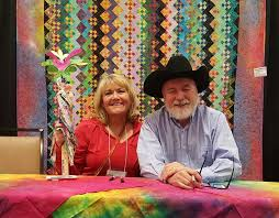 Utah Quilters: 2015 & President Elect Kathy Porter as Ricky's Special Assistant Adamdwight.com