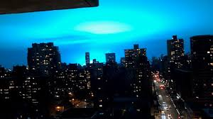 Con Edison Light Transformer Explosion At Con Ed Plant Lights Up Sky In Nyc