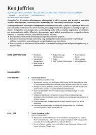 Management Cv Template Microsoft Word Resume Template Management Cv Examples And Template