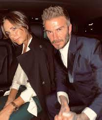 David Beckham Instagram: Excited to be in Paris for ... - SocialCoral.com