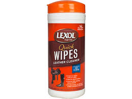 lexol quick wipes leather cleaner 25 ct item 31383