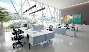 office design inspiration. Elegant High Tech Office Design At Interior Ideas Modern For Inspiration )