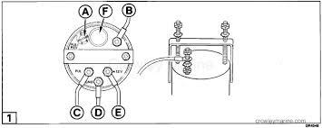 omc tachometer wiring diagram wiring diagram for you • tachometer kit crowley marine rh crowleymarine com johnson outboard tachometer wiring diagram omc system check tach wiring diagram
