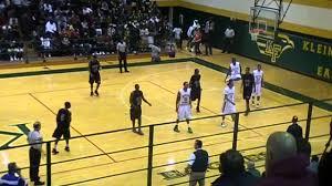 1st Qrt Dekaney High School Klein Forest High School 02 01 2011