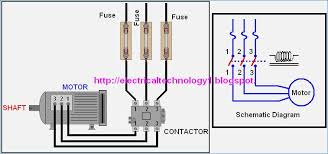 on off three phase motor connection power & control vehicledata co 3 phase generator wiring diagram three phase electrical wiring installation in home � ford ranger & bronco ii electrical diagrams at the ranger
