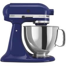 kitchenaid artisan 5 qt cobalt blue stand mixer