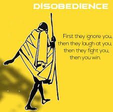 essay on disobedience tutorvista blog disobedience