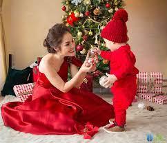 6 bộ quần áo Noel cho bé trai, bé gái đủ size đa dạng mẫu mã chất xịn