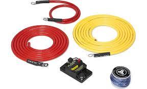 jl audio marine amp wiring kit 10 feet 6 gauge amplifier wiring jl audio marine amp wiring kit jl audio marine rated amp wiring kit