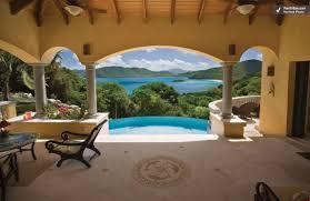 Photos Of Luxury Caribbean Villa On St John Near A Beach Villa .
