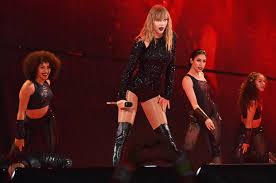 Metlife Taylor Swift Seating Chart Taylor Swift Leads Hot Tours Thanks To 3 Night Sellout At