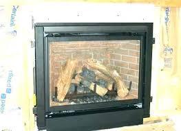 heat n glo gas fireplace insert slimlie ot workig inserts slimle vet s