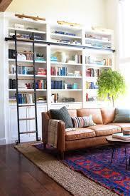 Bookshelves For Living Room