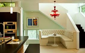 Living Room With Dining Table Interior Ivory Scheme Livingg Room And Dining Room Interior