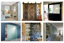 Wednesday, March 30, 2016 - Alternative Barn Door Designs