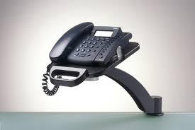 telephone stand for desktop braccio porta telefono desk and office accessories office tecnostyl prodotti per ufficio