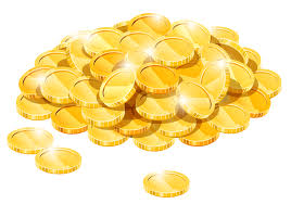 Free Gold Coins Png, Download Free Clip Art, Free Clip Art on ...