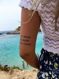 Die 46 Beeindruckendsten Travel Tattoos Für Reisesüchtige Hostelworld