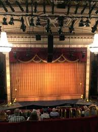 Imperial Theater Seating Vidbull Club
