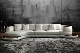 couches design. Modren Couches Contemporary Sectional Design In White Leather On Couches Design