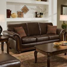 family room decorating ideas leather couch brown lounge suite living color with furniture what area rug rugs that go sofa colour cushions best for dark