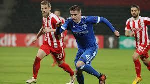 Artem besedin (born 31 march 1996) is a ukranian footballer who plays as a striker for ukranian club dynamo kyiv. Uefa Suspends Dynamo Kyiv Striker One Year For Doping