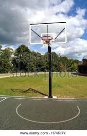 outside basketball hoop outdoor hoops installation cincinnati n15