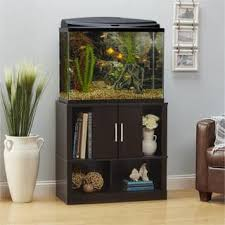 furniture aquarium. ameriwood home laguna tide 29 37 gallon espresso aquarium stand furniture