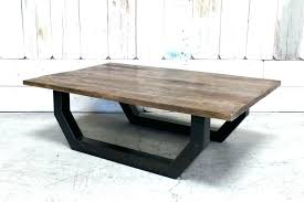 coffee table metal legs coffee table metal legs wood top wonderful co home ideas round wood