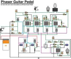 wiring diagram guitar pedal wiring image wiring phaser guitar pedal 14 steps pictures on wiring diagram guitar pedal