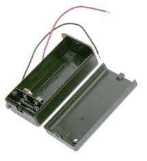 wiring 9 volt batteries in series wiring diagram battery holder for 9 volt sliding cover and switch 6