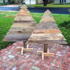 wood pallet furniture diy. DIY Pallet Little Pair Of Trees Wood Furniture Diy H