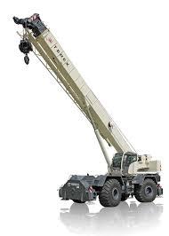 Rt 780 Rough Terrain Crane Terex Cranes