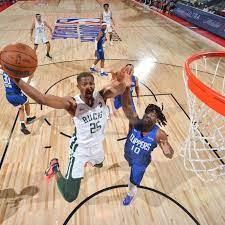 NBA Summer League: Bucks Hold Off ...