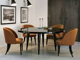 contemporary italian dining room furniture. Contemporary Italian Dining Room Furniture Amazing Nella Vetrina Elle Modern Round Lacquered Wood Table I