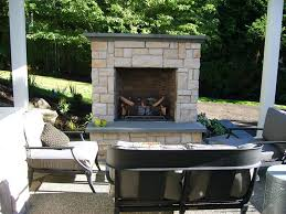 diy outdoor gas fireplace. how to build a small outdoor fireplace gas environmental diy e